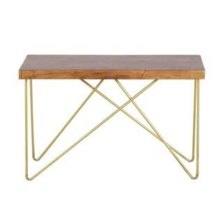 Brown Wood Sofa Table by Greyson Living