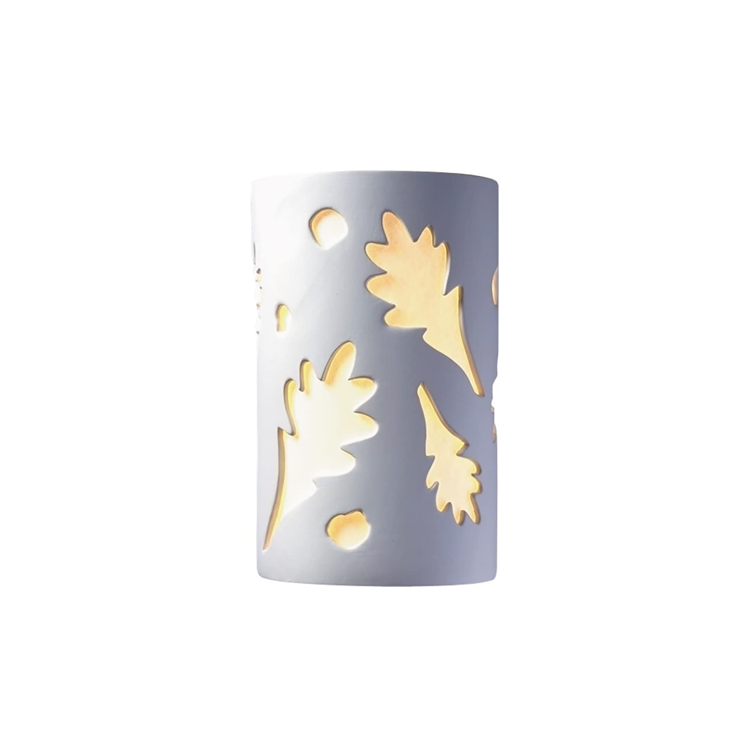 Justice Design Group Ambiance Bisque 1-light Wall Sconce,...