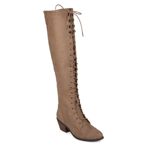 a010c8ce4 Buy Beige Women's Boots Online at Overstock | Our Best Women's Shoes Deals