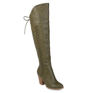 9c996931954 Buy Size 11 Over-the-Knee Boots Women s Boots Online at Overstock ...