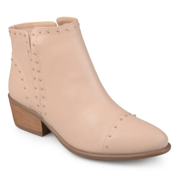 Journee Collection Gypsy ... Women's Ankle Boots F0AeoRTQm8