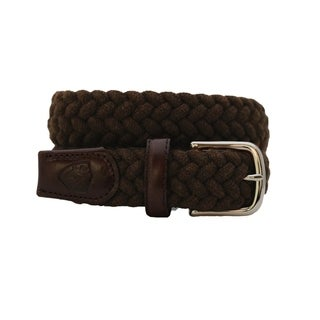 Bucks Club Understatement Dark Brown Men's Belt