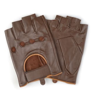 Vance Co. Men's Perforated Motorcycle Genuine Leather Driving Gloves|https://ak1.ostkcdn.com/images/products/17352067/P23595257.jpg?impolicy=medium