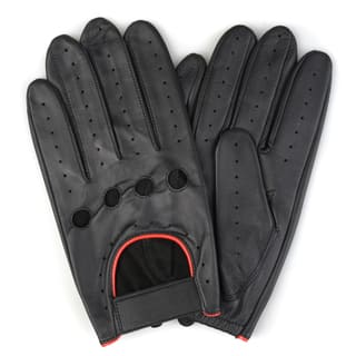 Vance Co. Men's Perforated Motorcycle Genuine Leather Driving Gloves|https://ak1.ostkcdn.com/images/products/17352068/P23595258.jpg?impolicy=medium