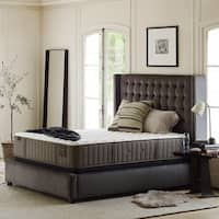 Stearns & Foster Scarborough 14.5-inch Firm Queen-size Mattress