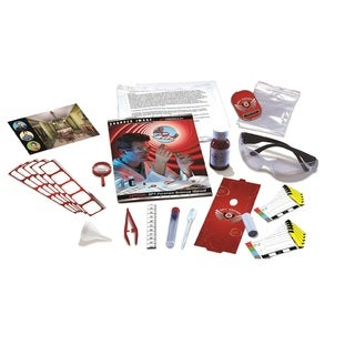 Sharper Image Spy Forensics Kit