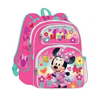 Minnie Mouse 3D 16-inch Kids Backpack