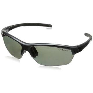 Smith Optics Approach Max Max/S 09HF Matte Graphite Frames Polarized Platinum Lens Sunglasses