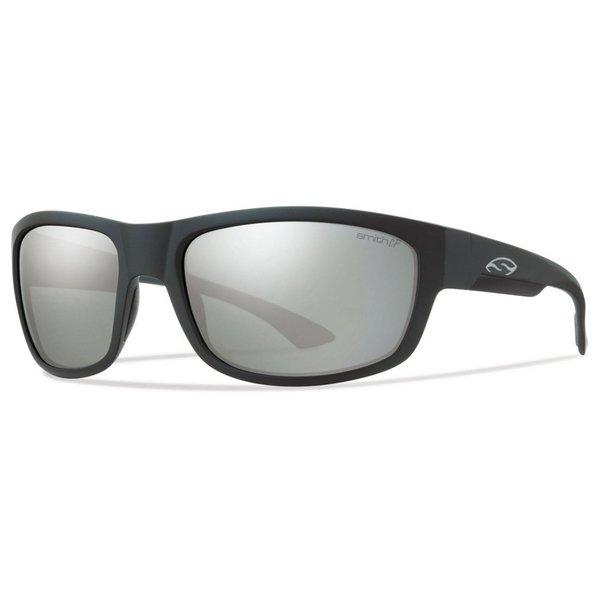 c8383cae11b0 Smith Optics Dover Matte Black Frame Polarized Chromapop Platinum Lens  Sunglasses - Free Shipping Today - Overstock.com - 23596208