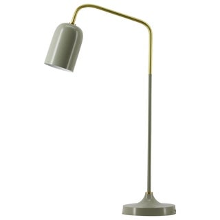 Renwil Lacey Seimens Grey Table Lamp