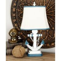 Studio 350 Set of 2, PS Metal Table Lamp 28 inches high