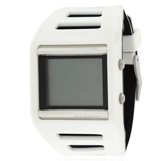 Diesel Digital Silicone Mens Watch DZ7224