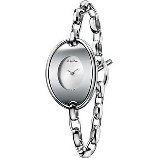 Calvin Klein ck Distinctive Stainless Steel Ladies Watch K3H2M126