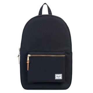 Herschel Settlemen Black Backpack