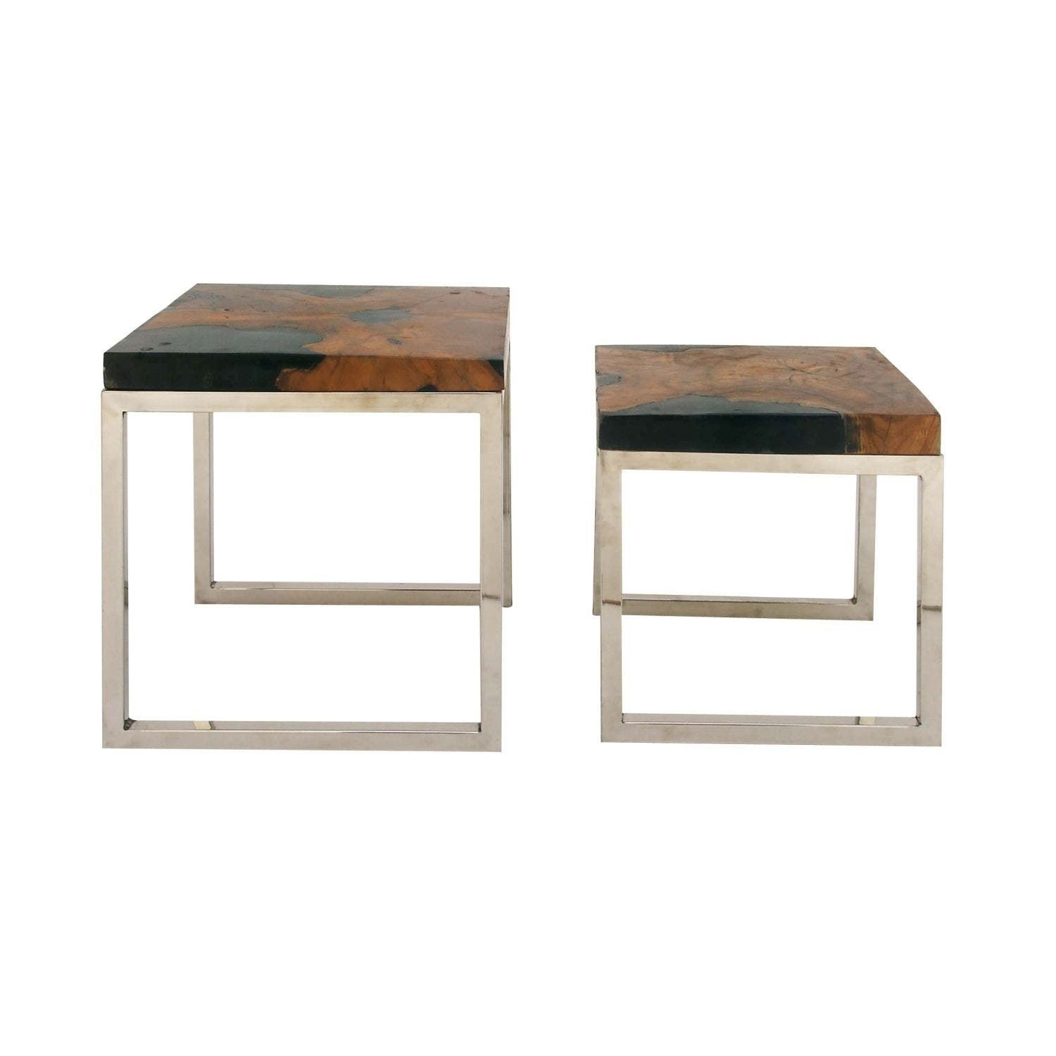 Coffee console sofa end tables for less for Coffee tables 16 inches high