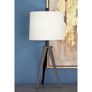 Studio 350 Metal Tripod Table Lamp 27 inches high