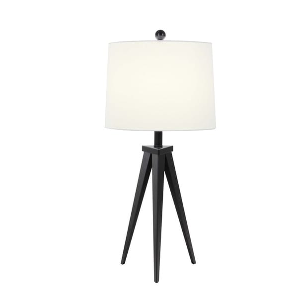 Studio 350 Metal Tripod Table Lamp 27 inches high