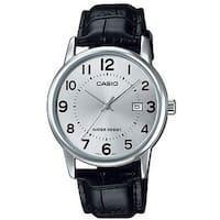 Casio Leather Ladies Watch LTP-V002L-7B