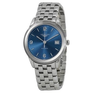 Longines Flagship Heritage Automatic Mens Watch L47744966