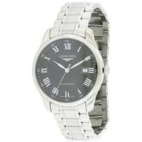 Longines Master Collection Stainless Steel Automatic Mens Watch