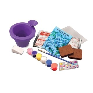 Perfect Craft Flower Garden Kit