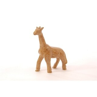 Polished Marble Giraffe, Decorative Figurine / Collectible, Fossil
