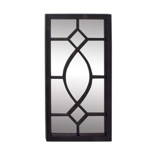 Studio 350 Wood Wall Mirror 22 inches wide, 44 inches high