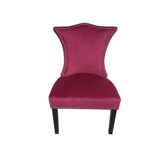 Linda Chair Raspberry