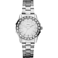 GUESS Stainless Steel Ladies Watch