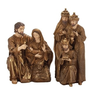Studio 350 PS Nativity Figures Set of 2, 24 inches ,29 inches high