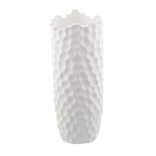 Studio 350 Ceramic Vase 6 inches wide, 18 inches wide