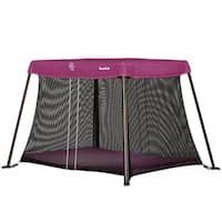 Dream On Me Travel Light Play Yard in Pink