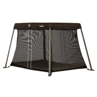 Dream On Me Travel Light Play Yard in Black