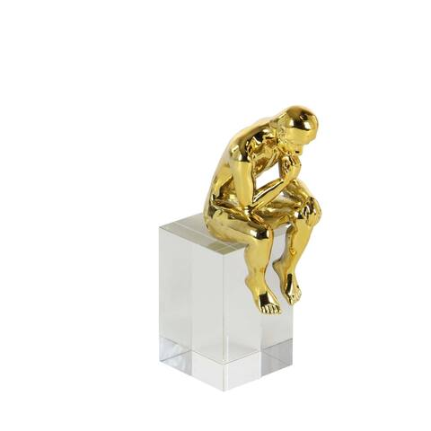 Silver Orchid Naldi PS Glass Thinker
