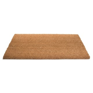 Imports Décor 17MM Thick Solid Pattern Decorative Door Mat