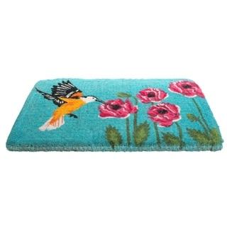 Imports Décor Hummingbird Stylish Contemporary Decorative Door Mat