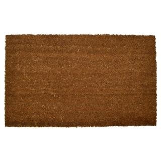 Imports Décor FM-2 Plain Solid Pattern Decorative Door Mat