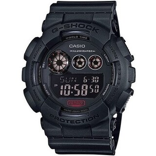 Casio G-Shock Digital Military Style Mens Watch GD120MB-1CR