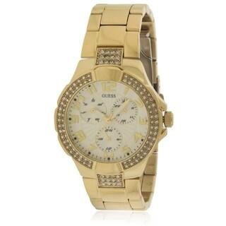 GUESS Gold Waterpro Ladies Watch G13537L
