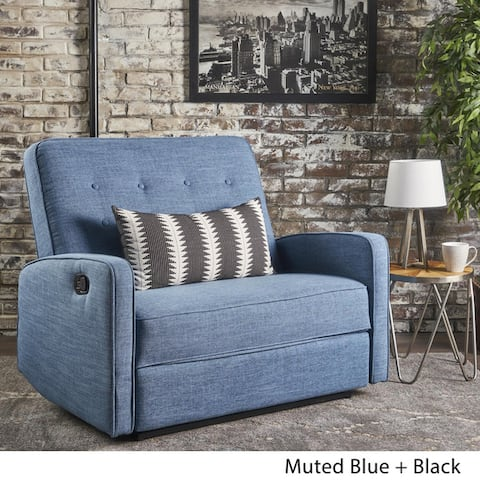 Buy Blue, Fabric Living Room Chairs Online at Overstock | Our Best ...