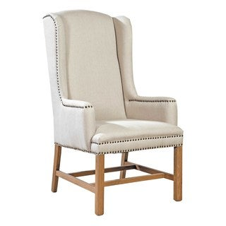 Ramsey Host Chair with Nailhead Trim (Set of 2)