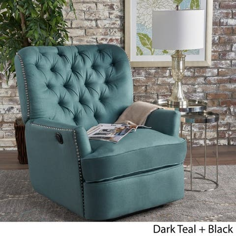 Buy Green Mid Century Modern Recliner Chairs Amp Rocking