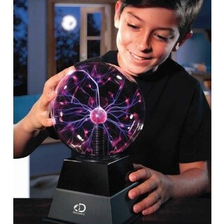 Discovery Electronic 360 Degree Plasma Orb