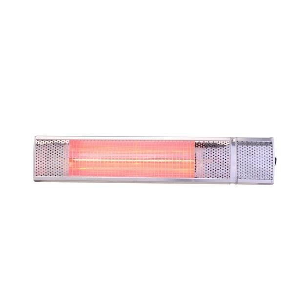 AZ Patio Heaters Wall Mount Black Infrared Heater
