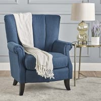 Izara Fabric Club Chair by Christopher Knight Home
