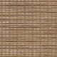 Chicology Lattice Latte Beaded-Chain Natural Woven Privacy Roller Shades - Thumbnail 3