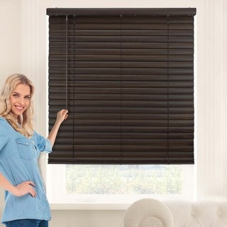 Buy Cordless Vinyl Blinds Blinds Shades Online At Overstock Com
