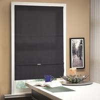 Chicology Allure Granite Cordless Magnetic Roman Shade