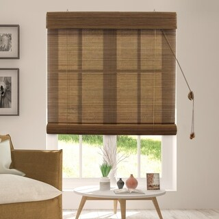 Chicology Acorn Bamboo Privacy Roll Up Blinds (2 options available)