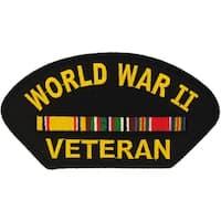 World War II Veteran Patch